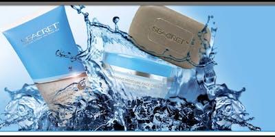 Seacret Skin care/ Wellness  Event