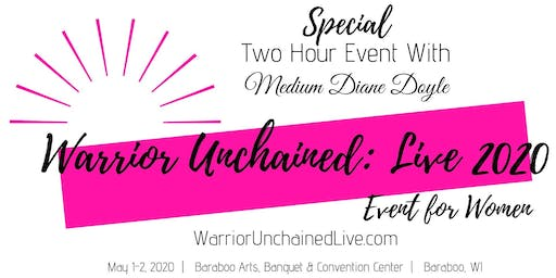Diane Doyle at Warrior Unchained: Live 2020