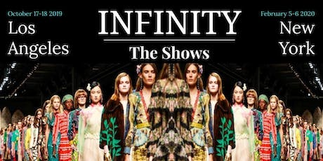 Infinity...The Shows tickets