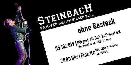 STEINBACH KwS-Tour | BürgerTreff Ruhrhalbinsel e.V. Tickets