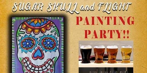 Sugar Skull Painting Party