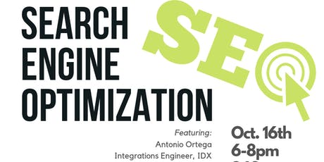 Digital Marketing for Founders Series: Search Engine Optimization (SEO) tickets
