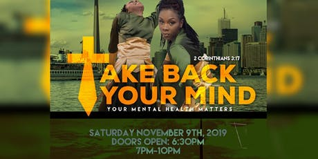 Take Back Your Mind! tickets