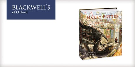 Jim Kay: An Evening with the Illustrator of Harry Potter tickets