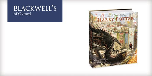 Jim Kay: An Evening with the Illustrator of Harry Potter