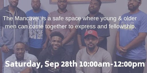 The Black Males Mancave