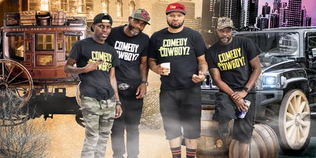 "Comedy Cowboyz ""The Official Hoedown"" tickets"