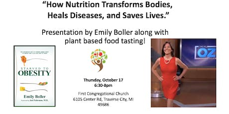 """PBLTC - """"How Nutrition Transforms Bodies, Heals Diseases, and Saves Lives"""" tickets"""