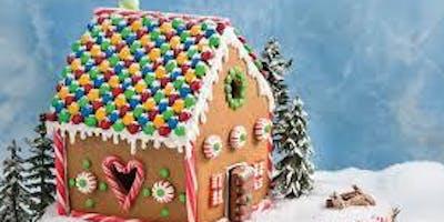 Gingerbread house decorating Workshop