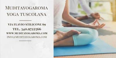 Lezioni di Hatha Yoga gratuite