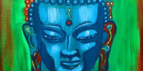 Buddha Paint Night in Pacific Beach tickets