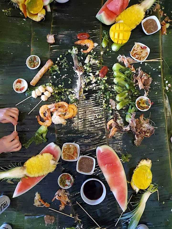 Kamayan Feast - a Filipino Dining Experience. (Very Limited Tickets) image
