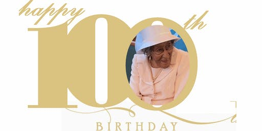 "Eloise ""Demp"" Miller's 100th Birthday"