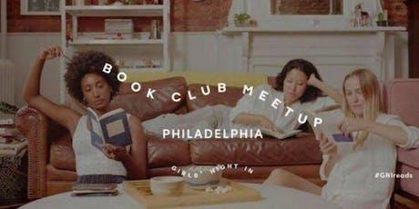 Girls' Night In Philadelphia Book Club: Trick Mirror tickets