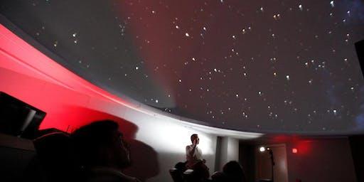 SUNY Oneonta Planetarium Public Night: October 18