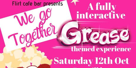 We Go Together - Grease Night tickets