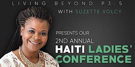 Haiti Ladies' Conference 2020 tickets
