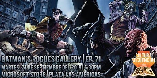 Batman Rogue's Gallery | Ep. 71 ¡EN VIVO!