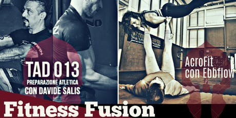 Fitness Fusion biglietti