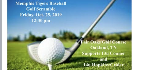 Memphis Tigers Baseball Golf Scramble  tickets