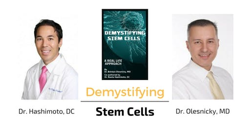 Regenerative Medicine & Stem Cells Mission Hills Seminar - Rancho Mirage, CA