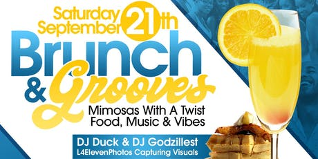 BRUNCH & GROOVES tickets