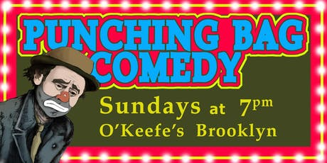 Punching Bag Stand-Up Comedy tickets