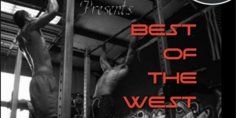 "Copy of CBL ""BEST OF THE WEST"" tickets"