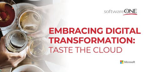 EMBRACING DIGITAL TRANSFORMATION:  Taste the Cloud tickets