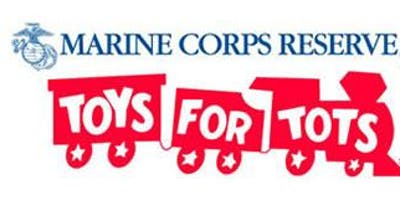 Collin County Toys for Tots Motorcycle Ride 2019