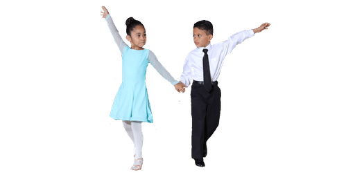 Latin and Ballroom dance class for Children 6-10 years old