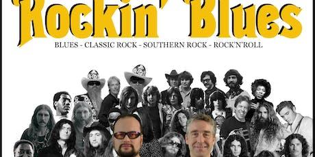 Blues d'la Baie présente son Blues d'automne avec Rockin' Blues et Backyard Blues Band tickets