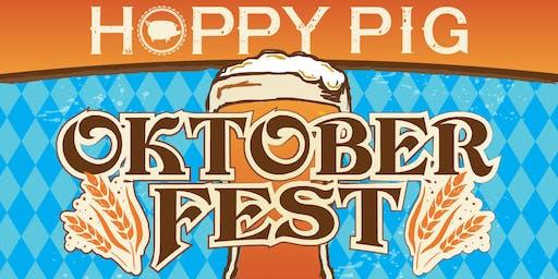 Oktoberfest at Hoppy Pig
