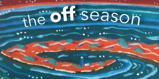 "Amy Hoffman ""The Off Season"" Book Event October 19th @ 5pm"