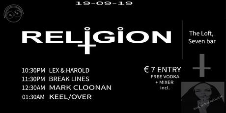 Religion tickets