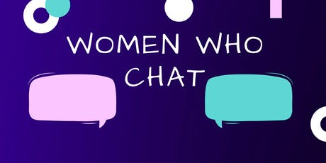 Women Who Chat tickets
