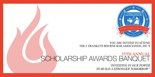 JFB 35th ANNUAL SCHOLARSHIP AWARDS BANQUET