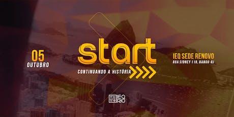 Encontro START - IEQ RIO ingressos