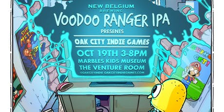 Oak City Indie Games tickets