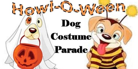 5th Annual Howl-O-Ween Dog Costume Parade tickets