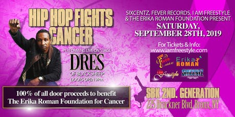 HIPHOP FIGHTS CANCER tickets