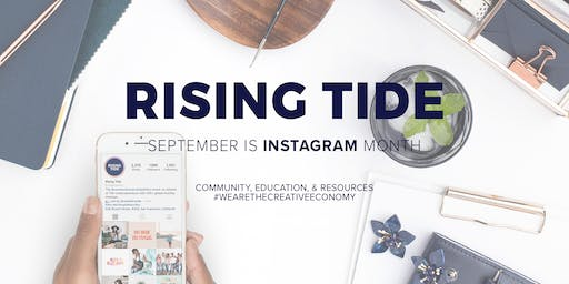 Instagram Marketing for Small Business - Rising Tide Society