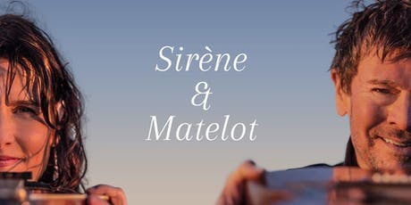 Sirène et Matelot - Lennie Gallant et Patricia Richard tickets