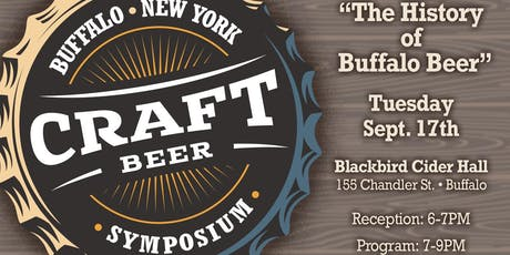 Buffalo Craft Beer Symposium tickets