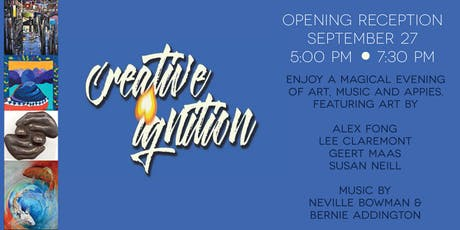 Creative Ignition tickets