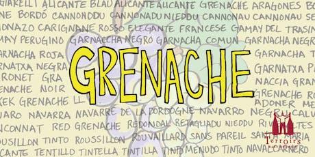 International Grenache Day tickets