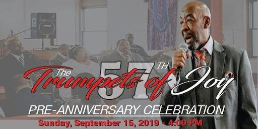 The Trumpets of Joy Pre-Anniversary Celebration