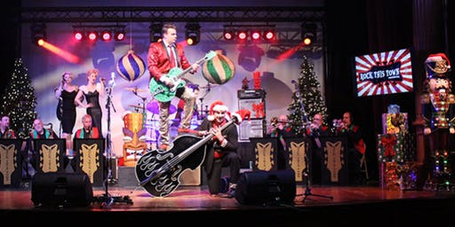 Rock This Town Christmas Extravaganza