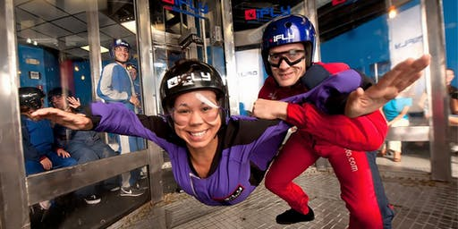 iFly Indoor Skydiving Trip