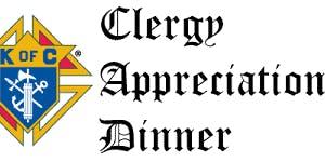 Clergy Appreciation Dinner